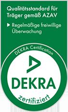Dektra Zertifikat
