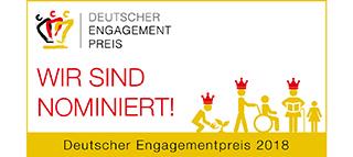 KoPro ist nominiert für den Deutschen Engagementpreis