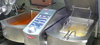 Ein moderner Herd für die BVJ-Küche