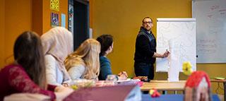 Fortbildungsangebot: Qualifizierung zur Praxismentorin / zum Praxismentor in Kindertageseinrichtungen