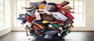 Platz schaffen mit Herz – Kleidung spenden für die Werk-statt-Schule!
